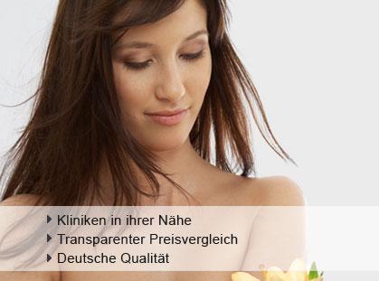 Schönheitsoperationen in Deutschland liegen voll im Trend